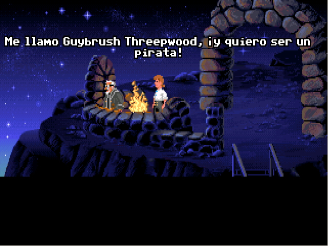 The Secret Of Monkey Island Walkthrough [video]