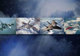 Ace Combat 7- Cómo desbloquear los Skins