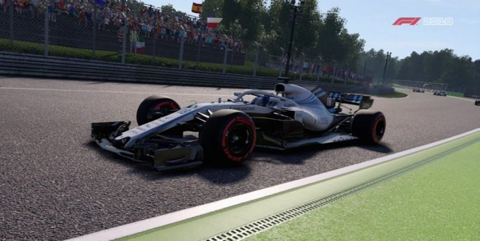 F1 2018: Williams en modo carrera 1