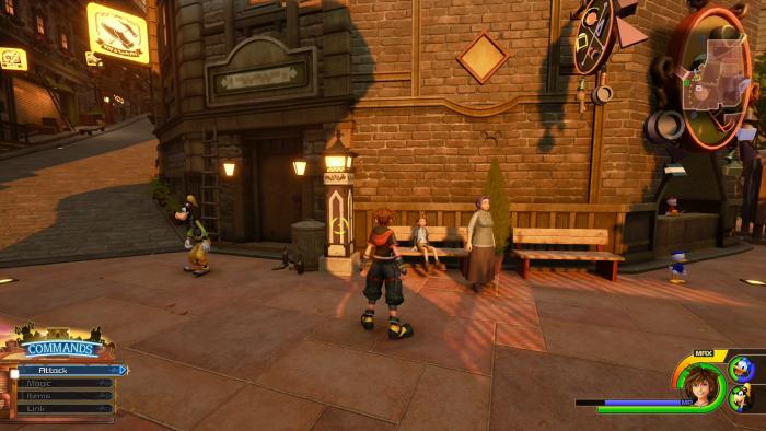 Kingdom Hearts 3 - Emblemas de la Suerte - Cómo desbloquear el final secreto 50