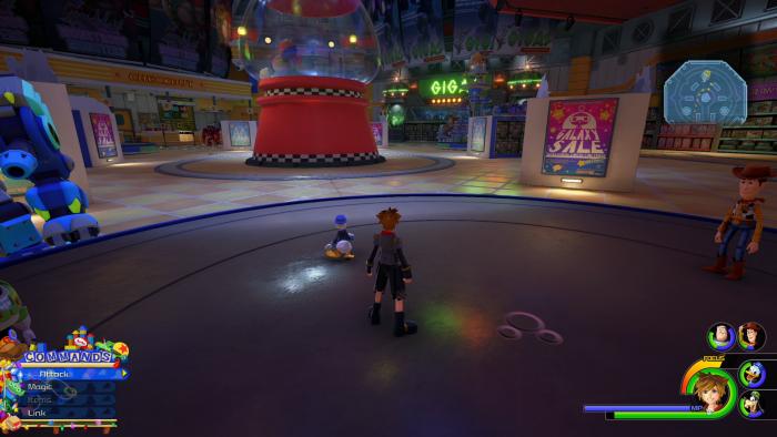 Kingdom Hearts 3 - Emblemas de la Suerte - Cómo desbloquear el final secreto 26