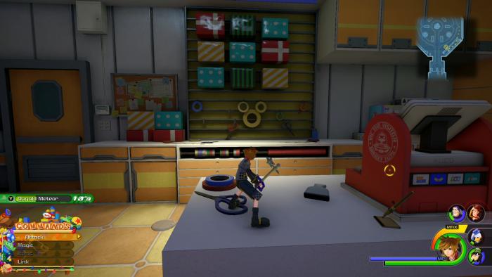 Kingdom Hearts 3 - Emblemas de la Suerte - Cómo desbloquear el final secreto 27