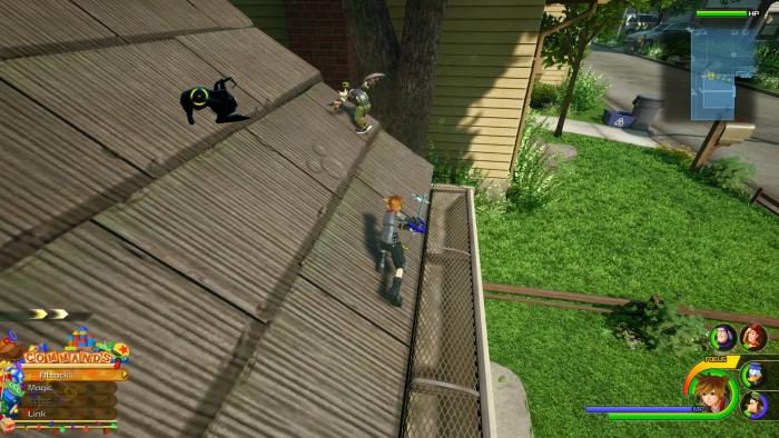 Kingdom Hearts 3 - Emblemas de la Suerte - Cómo desbloquear el final secreto 55