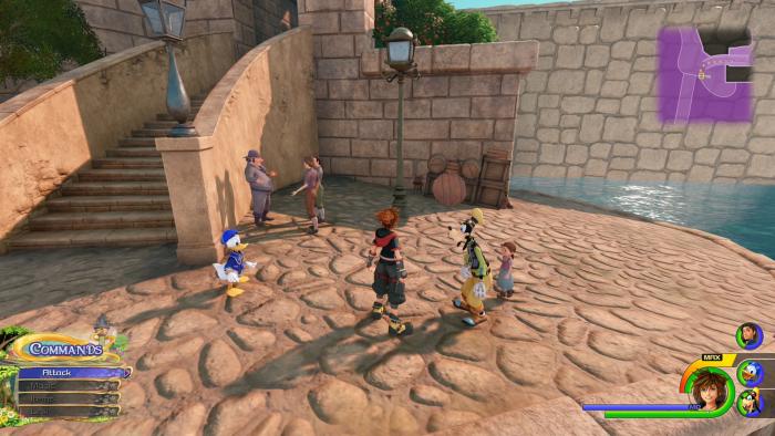 Kingdom Hearts 3 - Emblemas de la Suerte - Cómo desbloquear el final secreto 57