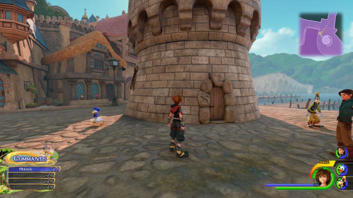 Kingdom Hearts 3 - Emblemas de la Suerte - Cómo desbloquear el final secreto 58