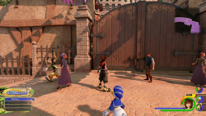 Kingdom Hearts 3 - Emblemas de la Suerte - Cómo desbloquear el final secreto 59