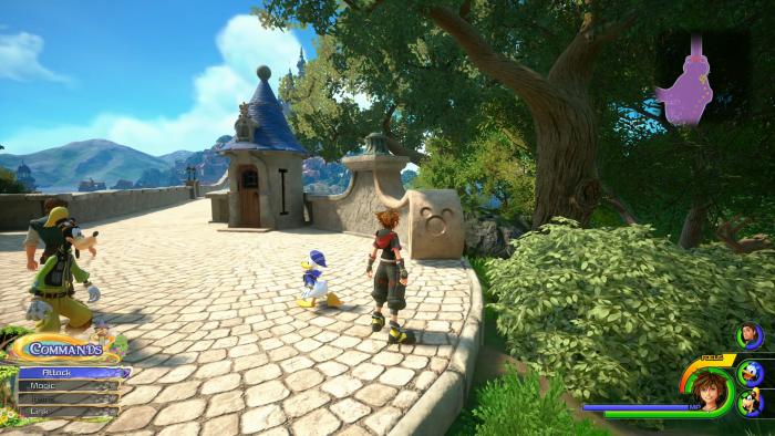 Kingdom Hearts 3 - Emblemas de la Suerte - Cómo desbloquear el final secreto 23