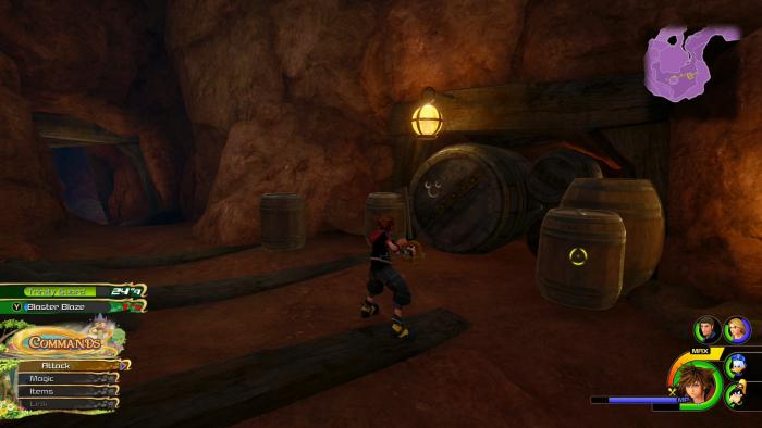 Kingdom Hearts 3 - Emblemas de la Suerte - Cómo desbloquear el final secreto 24