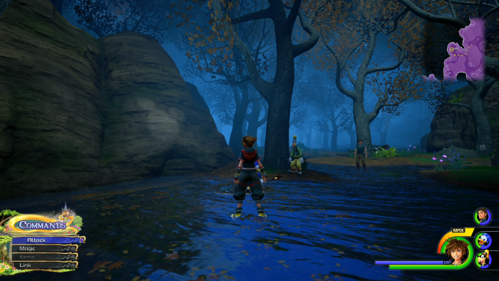 Kingdom Hearts 3 - Emblemas de la Suerte - Cómo desbloquear el final secreto 25