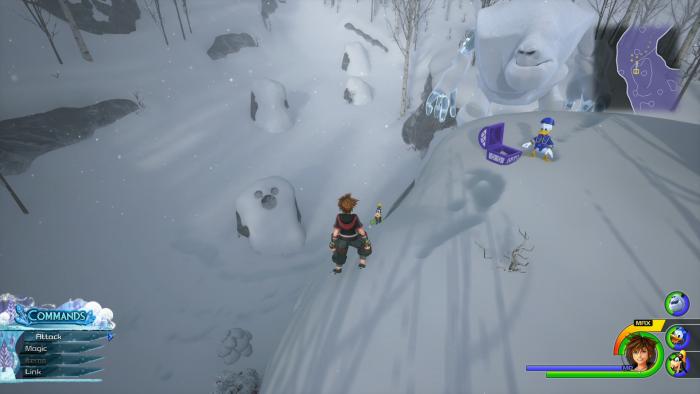 Kingdom Hearts 3 - Emblemas de la Suerte - Cómo desbloquear el final secreto 69