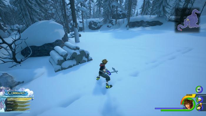Kingdom Hearts 3 - Emblemas de la Suerte - Cómo desbloquear el final secreto 70