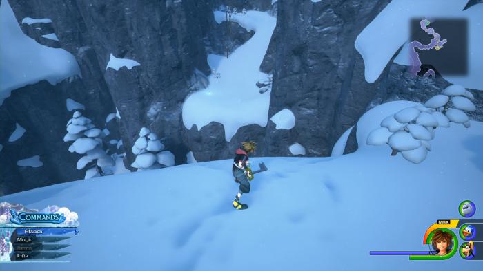 Kingdom Hearts 3 - Emblemas de la Suerte - Cómo desbloquear el final secreto 68