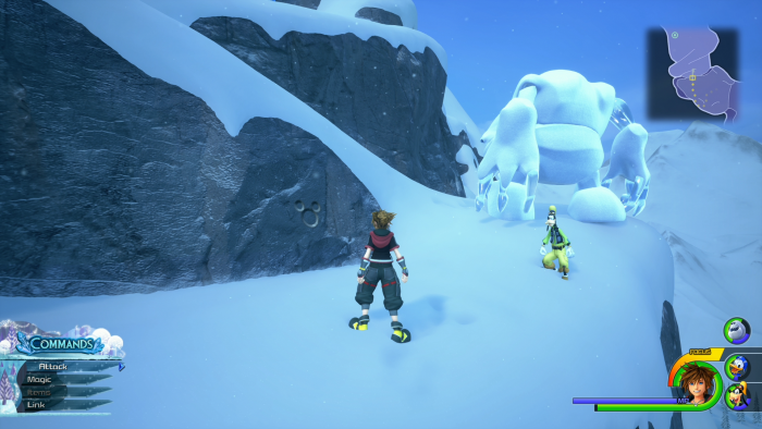 Kingdom Hearts 3 - Emblemas de la Suerte - Cómo desbloquear el final secreto 16