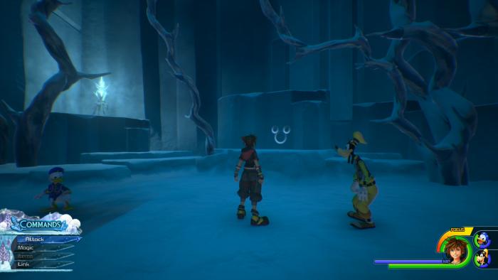 Kingdom Hearts 3 - Emblemas de la Suerte - Cómo desbloquear el final secreto 72