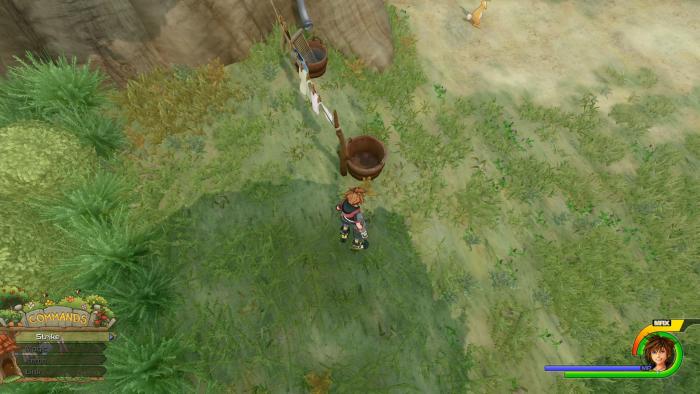 Kingdom Hearts 3 - Emblemas de la Suerte - Cómo desbloquear el final secreto 12