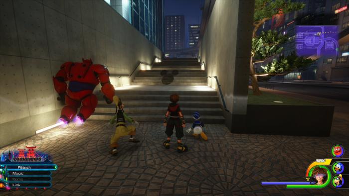 Kingdom Hearts 3 - Emblemas de la Suerte - Cómo desbloquear el final secreto 10