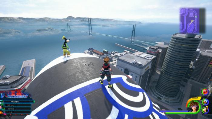 Kingdom Hearts 3 - Emblemas de la Suerte - Cómo desbloquear el final secreto 11