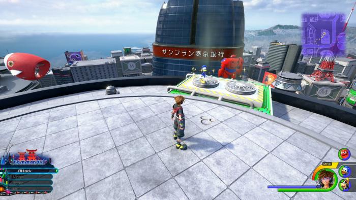 Kingdom Hearts 3 - Emblemas de la Suerte - Cómo desbloquear el final secreto 76