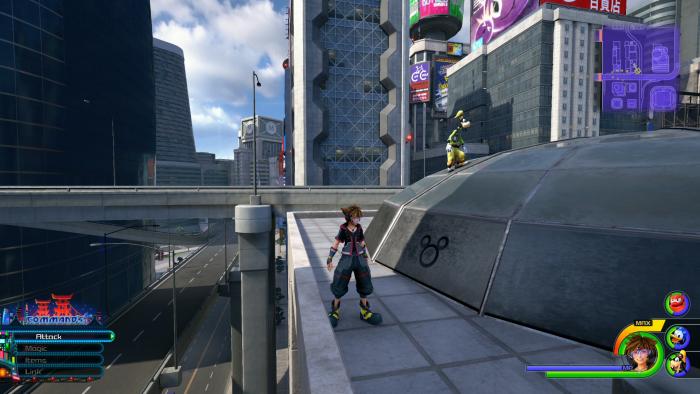 Kingdom Hearts 3 - Emblemas de la Suerte - Cómo desbloquear el final secreto 77