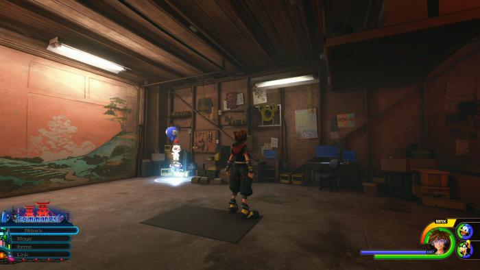 Kingdom Hearts 3 - Emblemas de la Suerte - Cómo desbloquear el final secreto 81