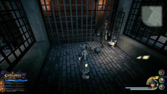 Kingdom Hearts 3 - Emblemas de la Suerte - Cómo desbloquear el final secreto 83