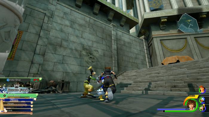 Kingdom Hearts 3 - Emblemas de la Suerte - Cómo desbloquear el final secreto 45
