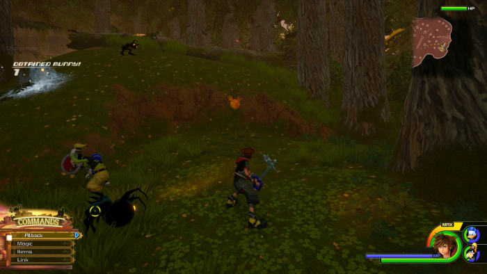 Kingdom Hearts 3 - Emblemas de la Suerte - Cómo desbloquear el final secreto 32
