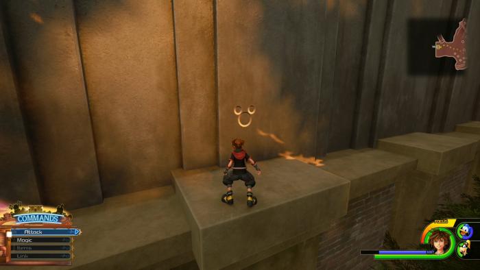 Kingdom Hearts 3 - Emblemas de la Suerte - Cómo desbloquear el final secreto 33