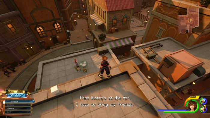 Kingdom Hearts 3 - Emblemas de la Suerte - Cómo desbloquear el final secreto 46