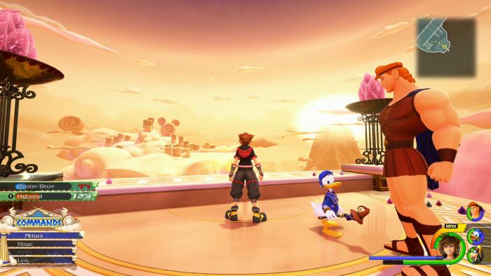 Kingdom Hearts 3 - Emblemas de la Suerte - Cómo desbloquear el final secreto 36