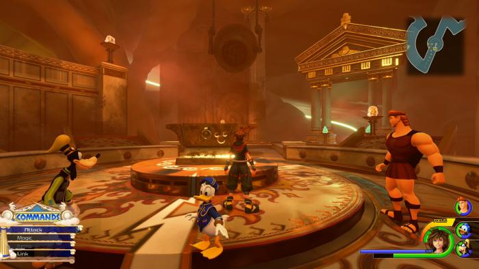 Kingdom Hearts 3 - Emblemas de la Suerte - Cómo desbloquear el final secreto 37