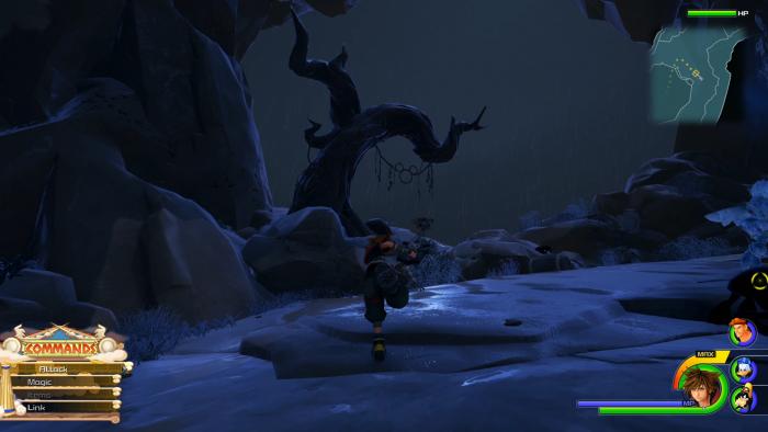 Kingdom Hearts 3 - Emblemas de la Suerte - Cómo desbloquear el final secreto 39