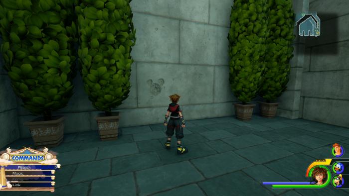 Kingdom Hearts 3 - Emblemas de la Suerte - Cómo desbloquear el final secreto 42