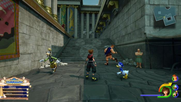 Kingdom Hearts 3 - Emblemas de la Suerte - Cómo desbloquear el final secreto 43