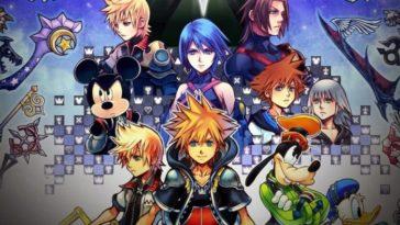 La historia completa de Kingdom Hearts 1