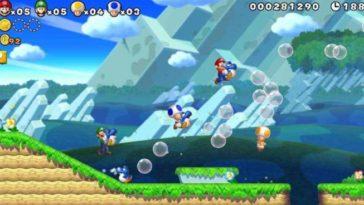 New Super Mario Bros. U Deluxe 1