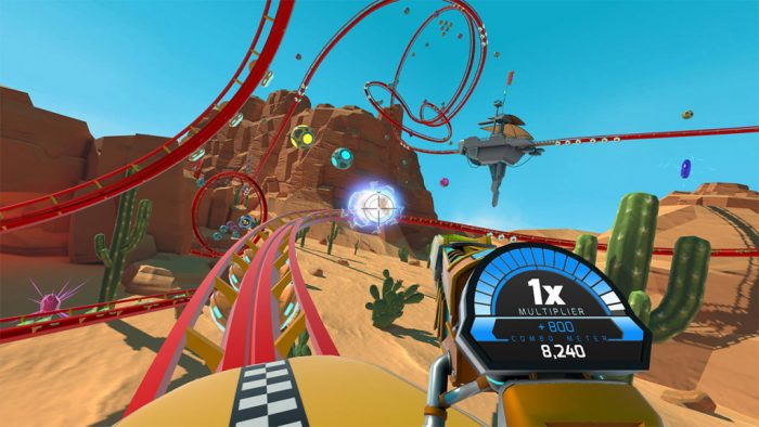 RollerCoaster Tycoon Joyride 1