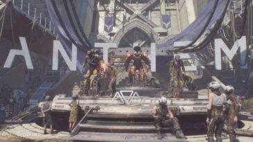 Anthem - Cómo desbloquear el Konami Code