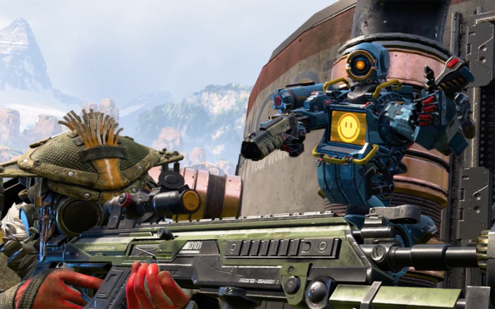 Apex Legends  – Una nueva frontera 6