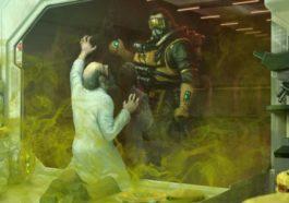 Apex Legends - Caustic, gaseando enemigos 1