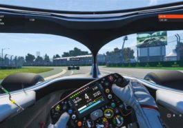 F1 2018: Sauber y el modo carrera 4