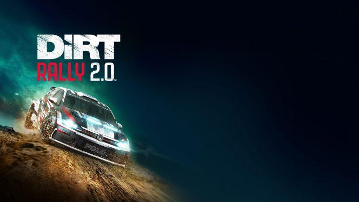 Especial DiRT Rally 2.0