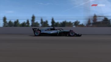 F1 2018 - Mercedes en modo carrera 4
