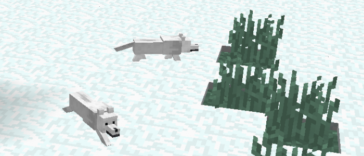 Cómo domesticar zorros en Minecraft (1.14) 1