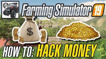 Dinero rápido en Farming Simulator 19 (PC) (Cheat)