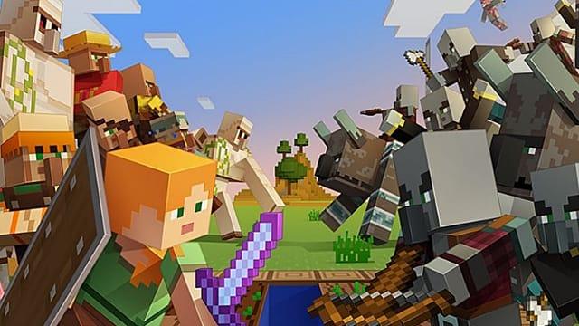 Minecraft - Cómo eliminar el efecto Mal Presagio (Bad Omen) (1.14)
