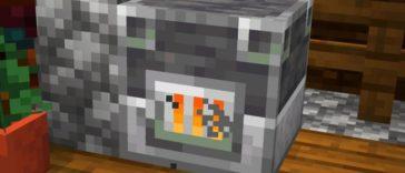 Minecraft - Cómo hacer un Alto Horno (1.14) 1