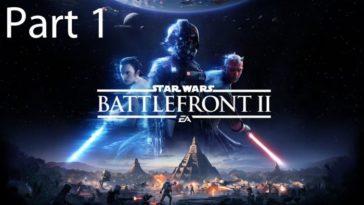 Star Wars Battlefront 2 (2017) Walkthrough
