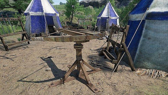 Mordhau - Cómo construir una ballesta