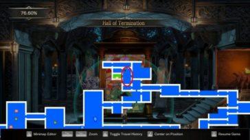 Bloodstained: Ritual of the Night - Dónde encontrar el nivel oculto de 8 bits 1